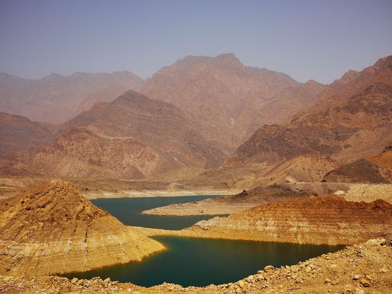Групповая экскурсия в Хатту из Дубая - экскурсия в Дубае