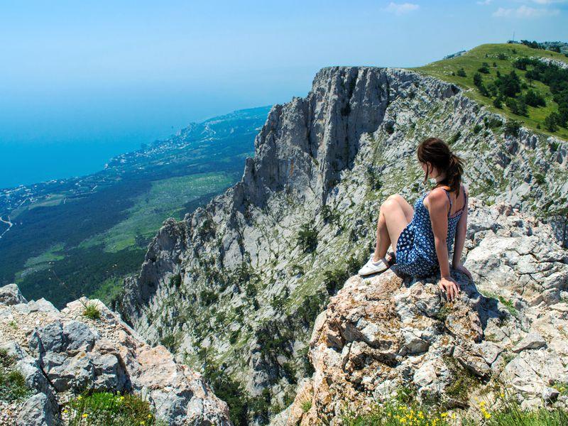 Гора Ай-Петри и дворцы. Большое крымское путешествие - экскурсия в Севастополе