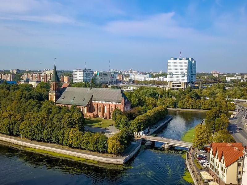 Прошлое и настоящее Калининграда - экскурсия в Калининграде