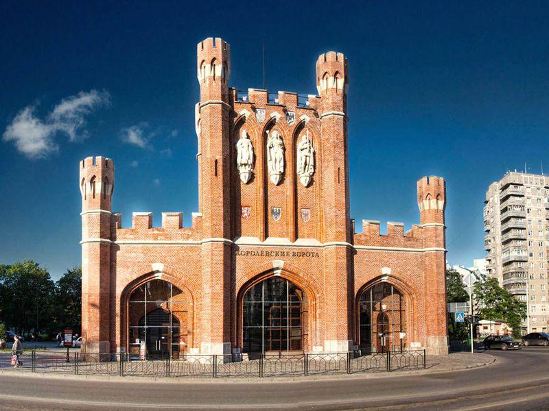 Калининград в первый раз: экскурсия в мини-группе - экскурсия в Калининграде