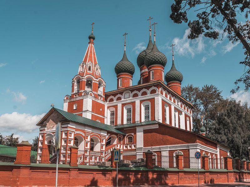 Ярославский феномен: глубокий взгляд висторию - экскурсия в Ярославле