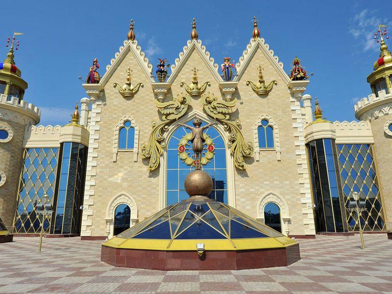 Сказочное путешествие по Казани для детей - экскурсия в Казани