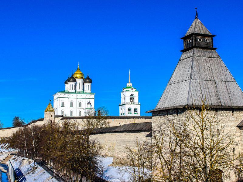 Многоликий Псков - экскурсия в Пскове