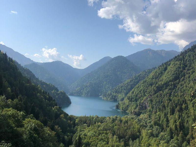 Влюбиться в Абхазию! Экскурсия в мини-группе - экскурсия в Адлере