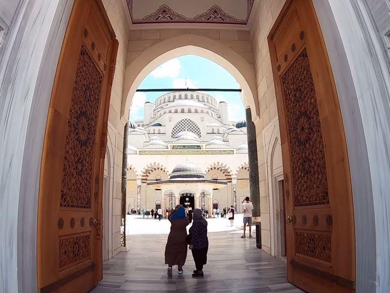 По Стамбулу на автомобиле! - экскурсия в Стамбуле