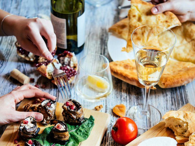 Supraнавтика — ужин-экскурсия с тамадой - экскурсия в Тбилиси