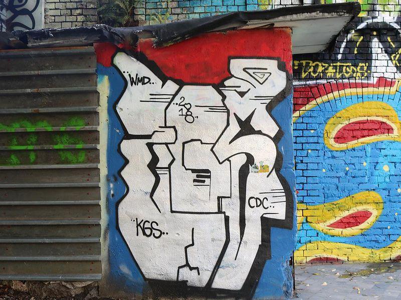 Уличное искусство Калининграда - экскурсия в Калининграде