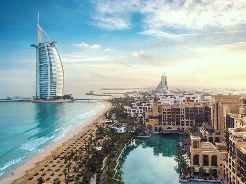 Знакомьтесь, Дубай! - экскурсия в Дубае