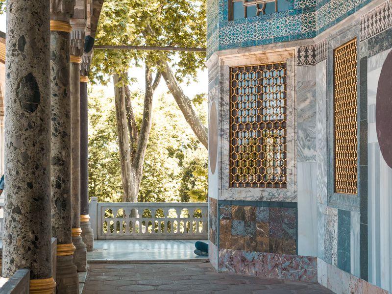 По следам сериала «Великолепный век» - экскурсия в Стамбуле