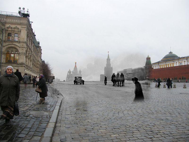 Городские легенды Москвы - экскурсия в Москве