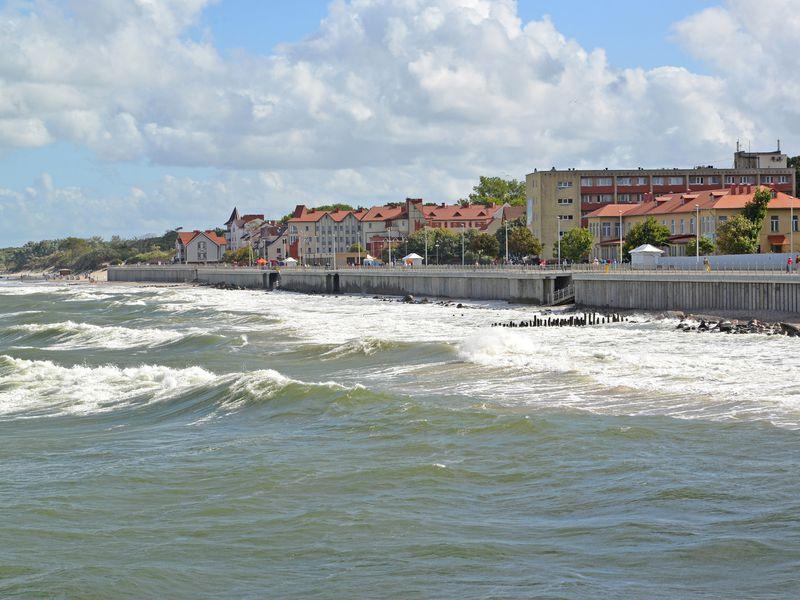 Курорты Балтики: Янтарный, Светлогорск, Зеленоградск - экскурсия в Калининграде