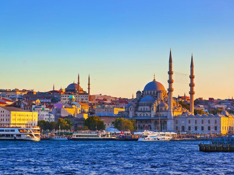 Стамбул впервые - экскурсия в Стамбуле