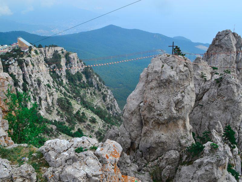 Идиллический Южный берег Крыма - экскурсия в Ялте