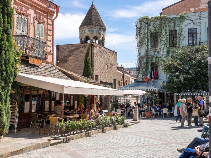 Поспешишь-опоздаешь!»— прогулка втбилисском ритме - экскурсия в Тбилиси