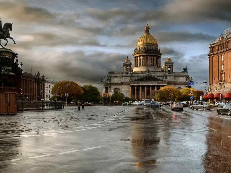 Мистика неформального Петербурга - экскурсия в Санкт-Петербурге