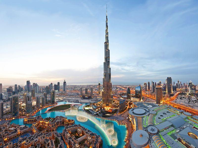 Первый день в Дубае - экскурсия в Дубае