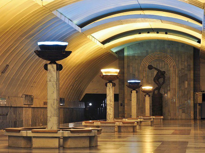 Метро Екатеринбурга: истории, тайны, планы - экскурсия в Екатеринбурге