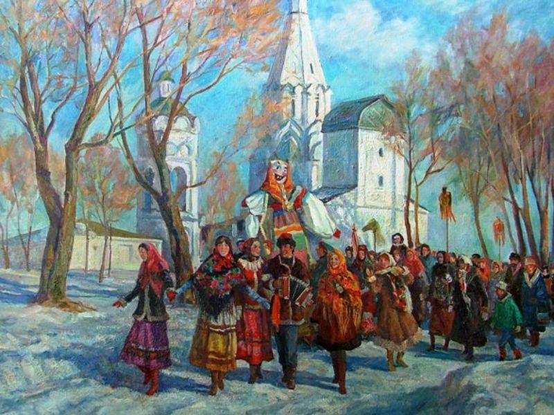 Русская сказка Коломенского - экскурсия в Москве