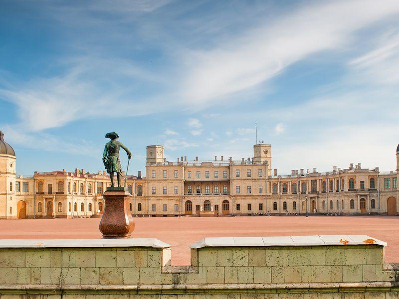 Групповая экскурсия вГатчину: последам «русского Гамлета» - экскурсия в Санкт-Петербурге
