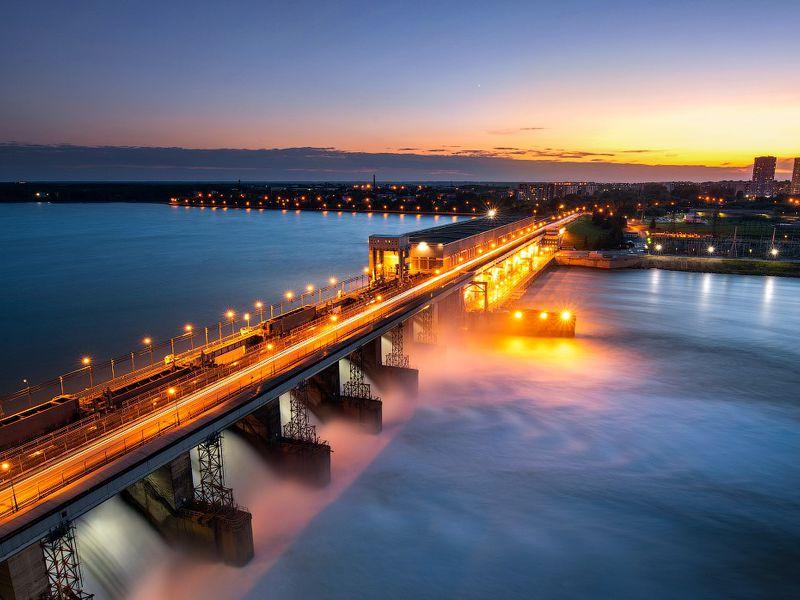 ОбьГЭС— городок энергетиков - экскурсия в Новосибирске