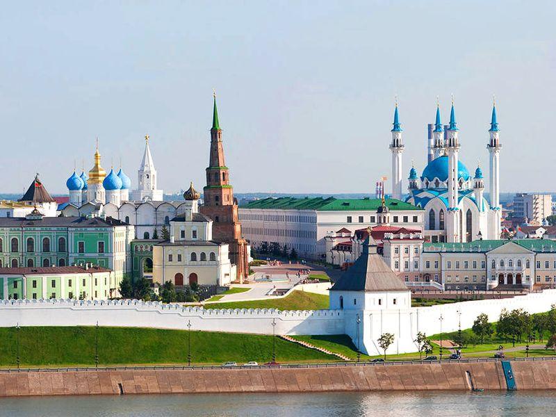 Казанский Кремль сквозь века - экскурсия в Казани