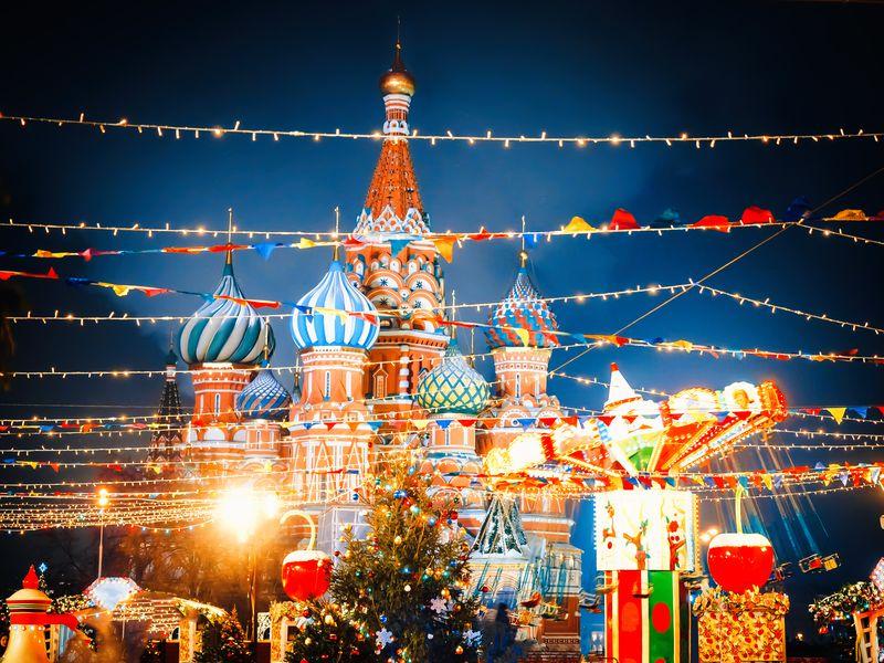 Спасти Новый год: экскурсия-квест попраздничной Москве - экскурсия в Москве
