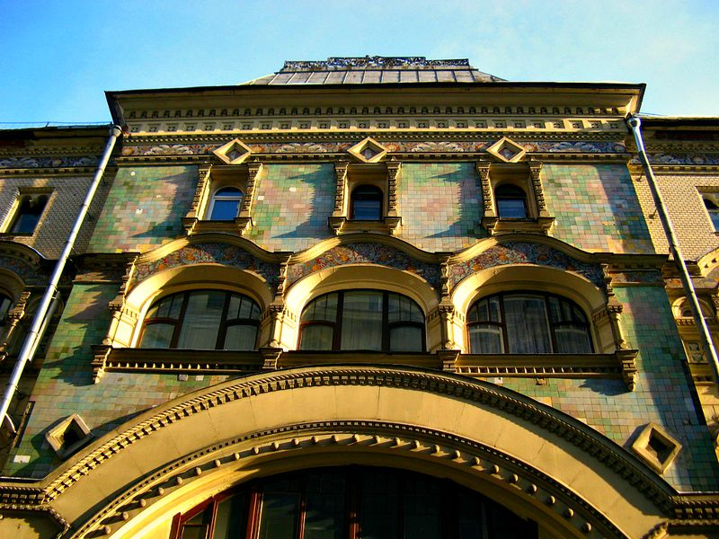 Старинные особняки Тверской— легенды ипредания - экскурсия в Москве