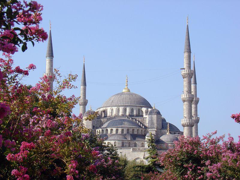 Здравствуй, Стамбул! - экскурсия в Стамбуле