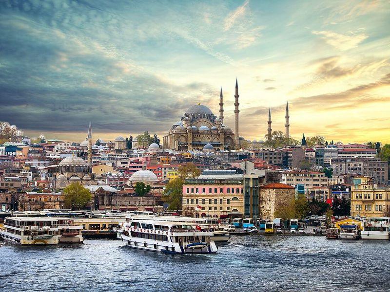 Два в одном: Старый город и прогулка по Босфору - экскурсия в Стамбуле