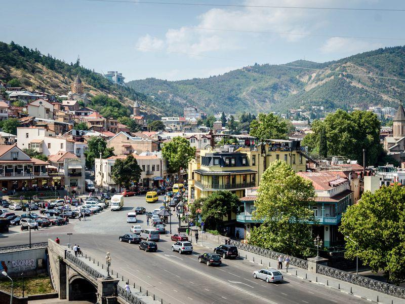 Добро пожаловать в Тбилиси! - экскурсия в Тбилиси