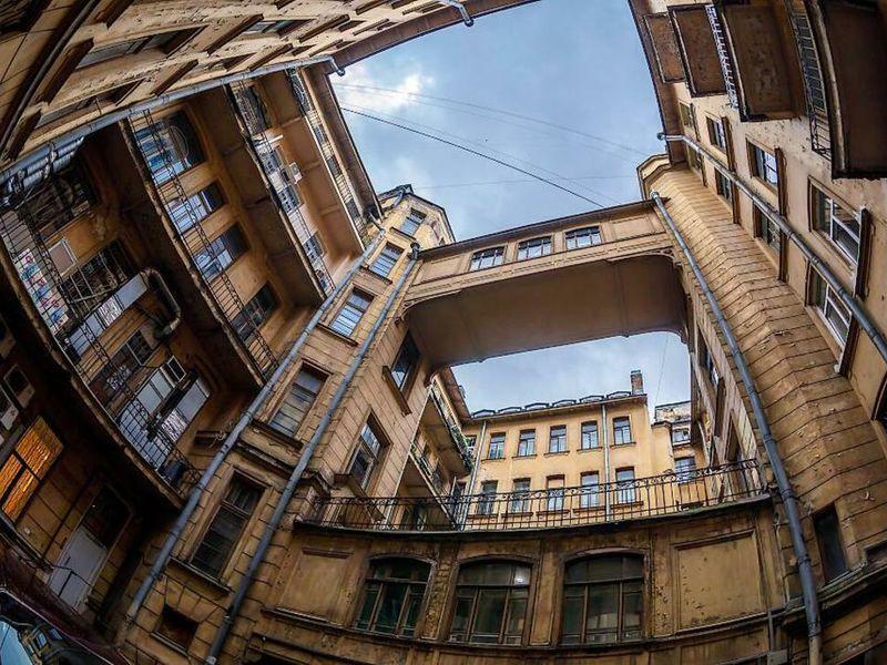 По Петербургу с архитектором - экскурсия в Санкт-Петербурге
