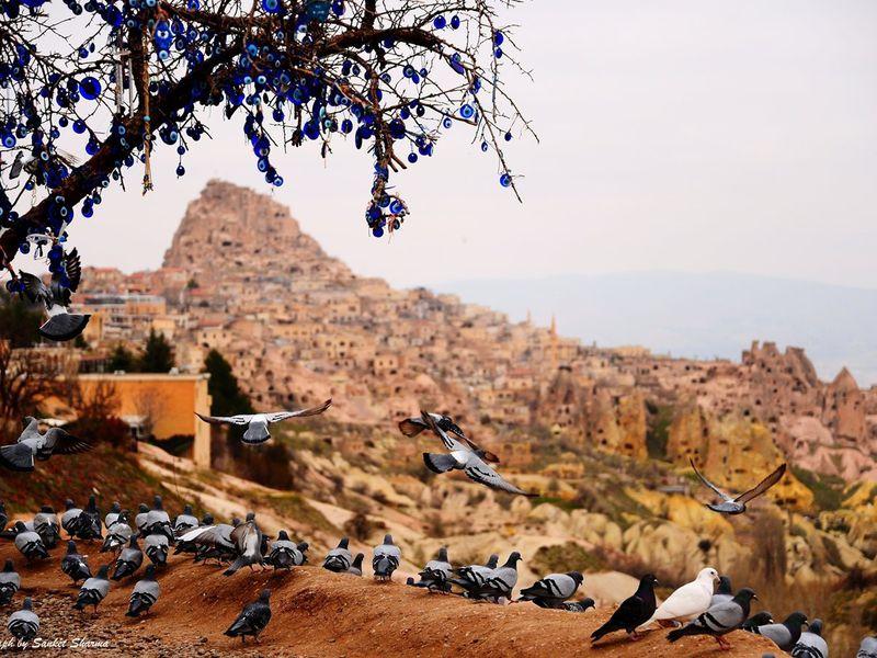 Большое путешествие по Каппадокии - экскурсия в Каппадокии