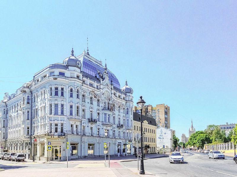 Исторический треугольник Москвы - экскурсия в Москве