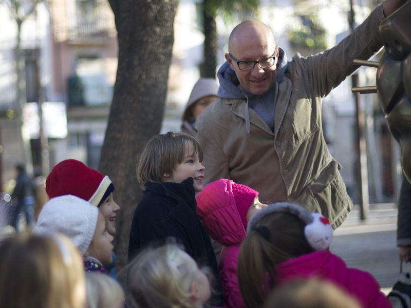 Обзорная Барселона: детская версия - экскурсия в Барселоне