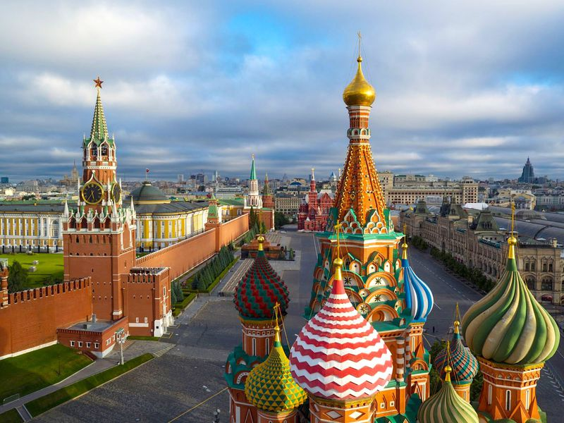 Сердце Москвы: Красная площадь и Александровский сад - экскурсия в Москве