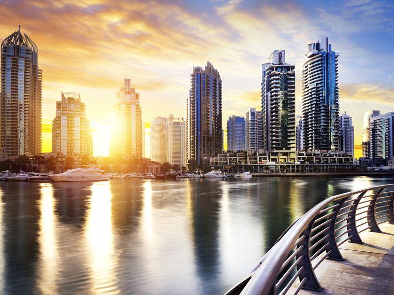 Открыть Дубай за один день - экскурсия в Дубае