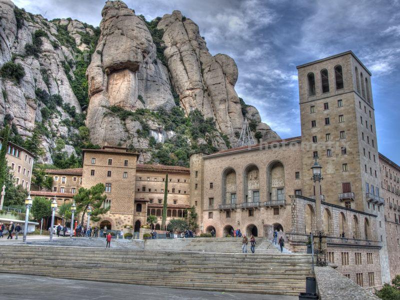 Гора Монсеррат - экскурсия в Барселоне