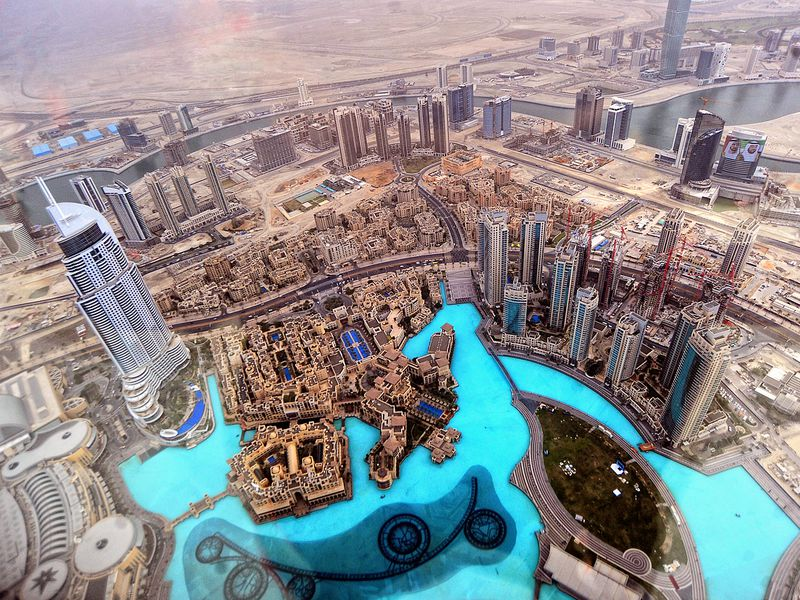 Групповая экскурсия «Современный Дубай» иподъем набашню Бурдж Халифа - экскурсия в Дубае