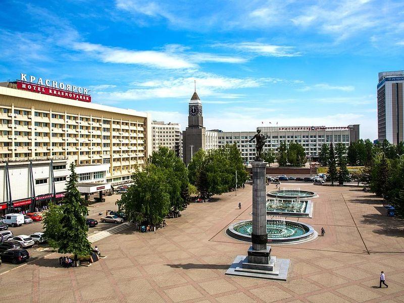 Влюбиться в Красноярск за два часа - экскурсия в Красноярске