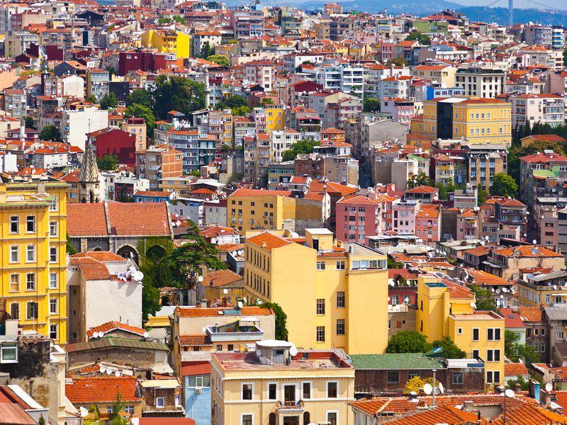 Современный Стамбул - экскурсия в Стамбуле