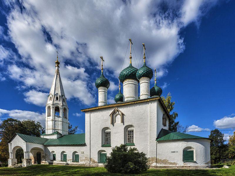 Ярославль по-настоящему - экскурсия в Ярославле