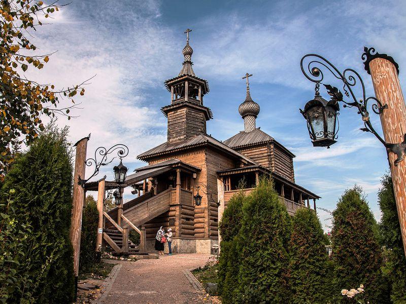 Боровский край в шести веках - экскурсия в Боровске