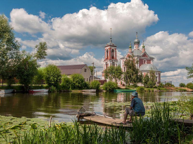 Исчезнувшие церкви Залесского города - экскурсия в Москве