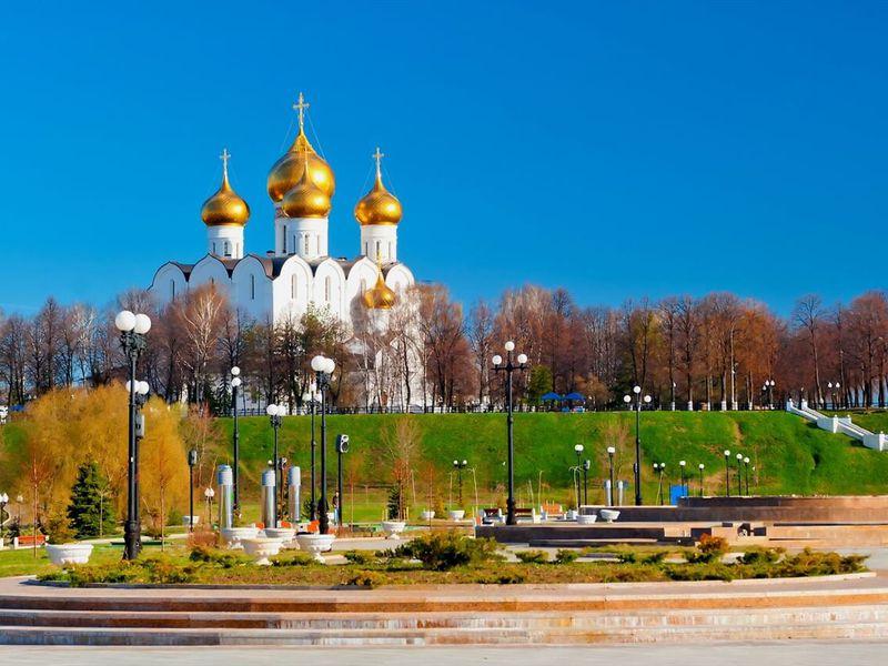 Ярославль— живая сказка России! - экскурсия в Ярославле