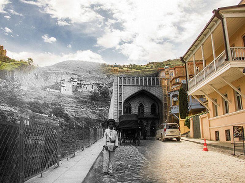 Цари, прачки и тулухчи - экскурсия в Тбилиси