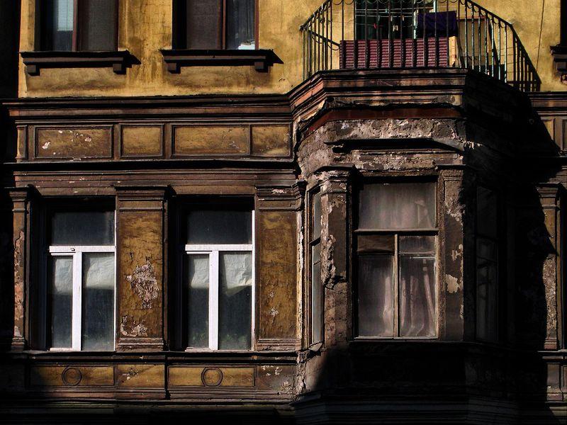 Обратная сторона Петербурга - экскурсия в Санкт-Петербурге