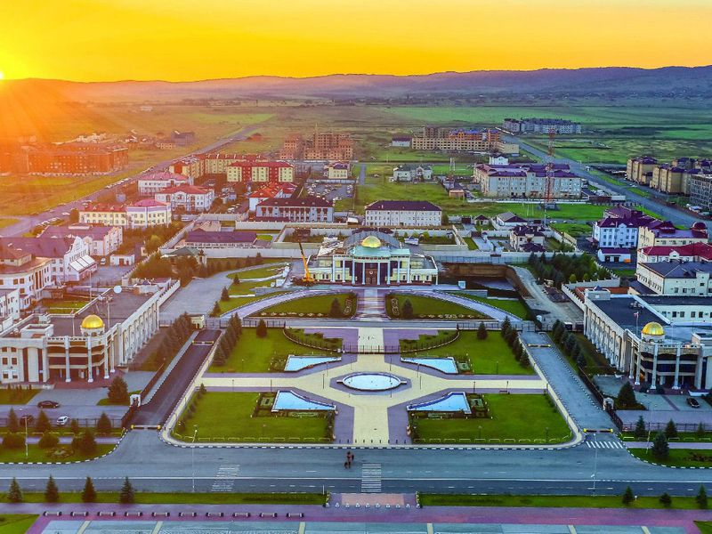 Добро пожаловать в Ингушетию! - экскурсия в Назрани