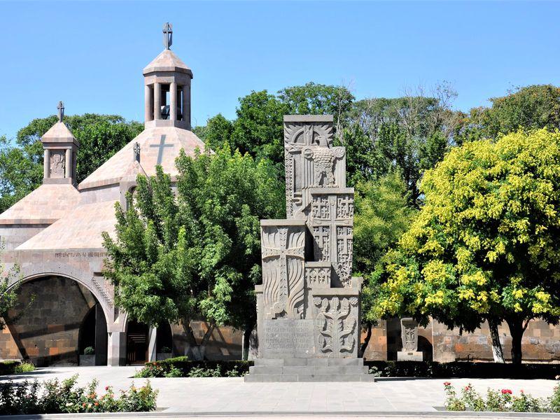 Сердце и Душа Армении: Ереван и Эчмиадзин - экскурсия в Ереване