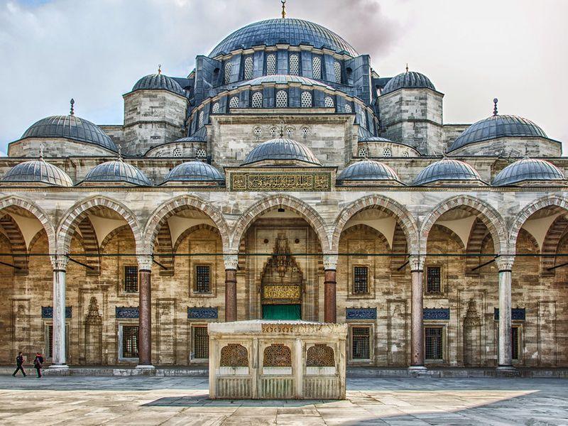 Стамбул. Великолепный век - экскурсия в Стамбуле