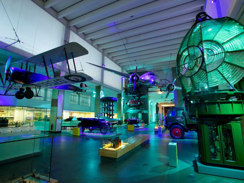 Полёты вЛондонском Музее науки - экскурсия в Лондоне